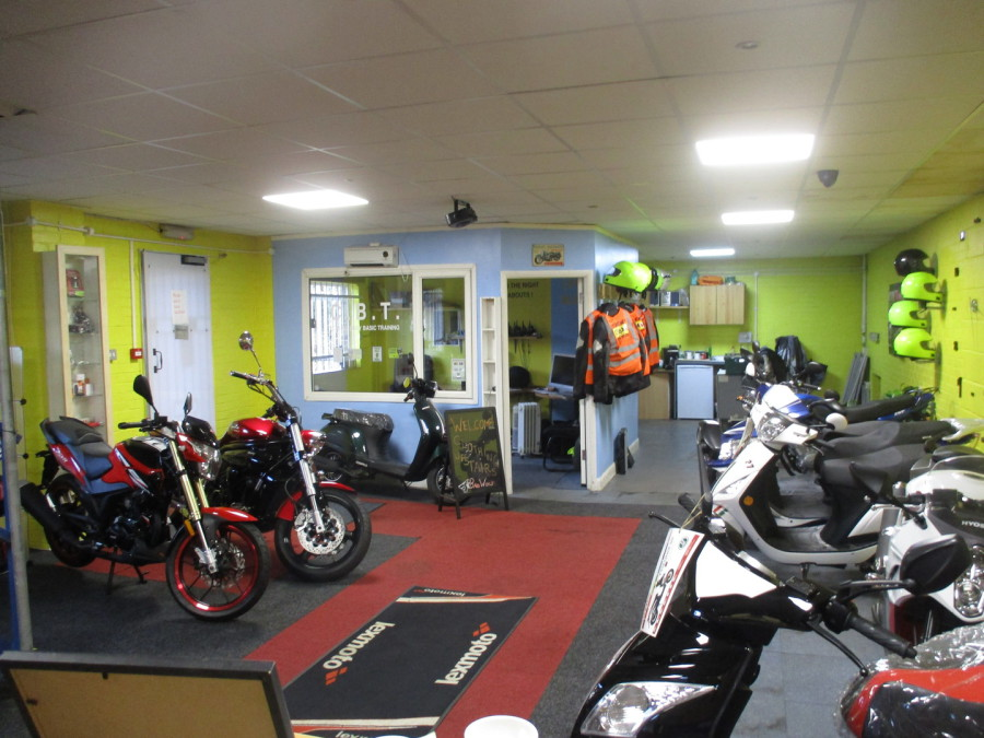 Motorcycle Training Colchester